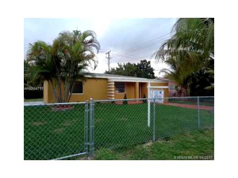 14510 NW 11th Ct,Miami,FL 33168 House For Sale