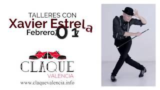 Claqué Valencia taller con Xavier Estrela