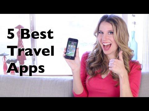 5 Best Travel Apps - Travel Tip