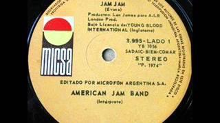 The American Jam band -Jam Jam 1974