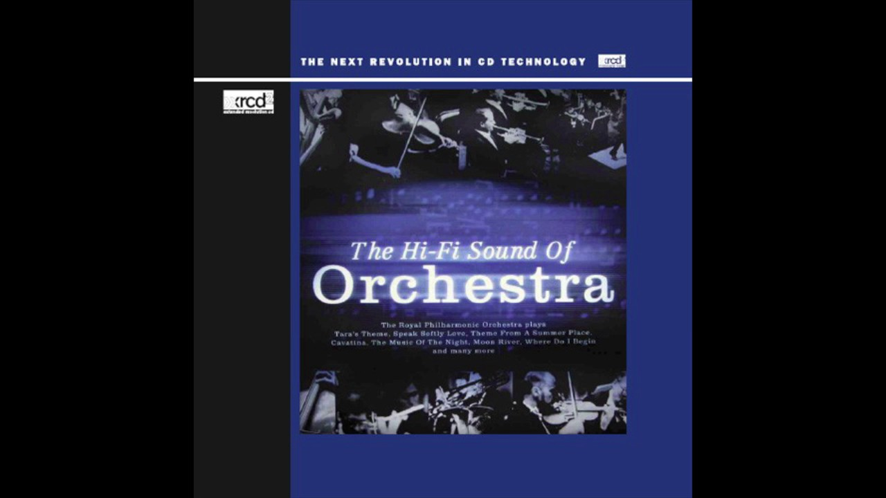 18 The Second Time The Hi Fi Sound Of Orchestra Hd Sacd Flac