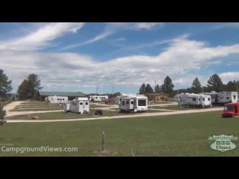 CampgroundViews.com - Broken Arrow Horse Campground Custer South Dakota SD