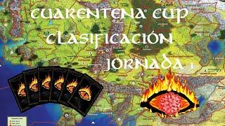 Cuarentena Cup - Clasificación Jornada 1