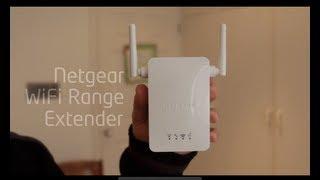 netgear universal wireless range extender review