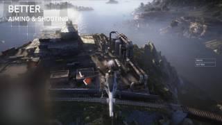Tom Clancy's Ghost Recon: Wildlands — трейлер обновления 6: улучшение управления вертолетом