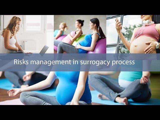 Risks management in surrogacy process