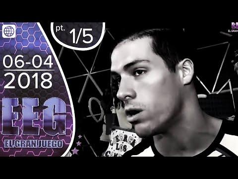 EEG El Gran Clásico - 06/04/2018 - 1/5