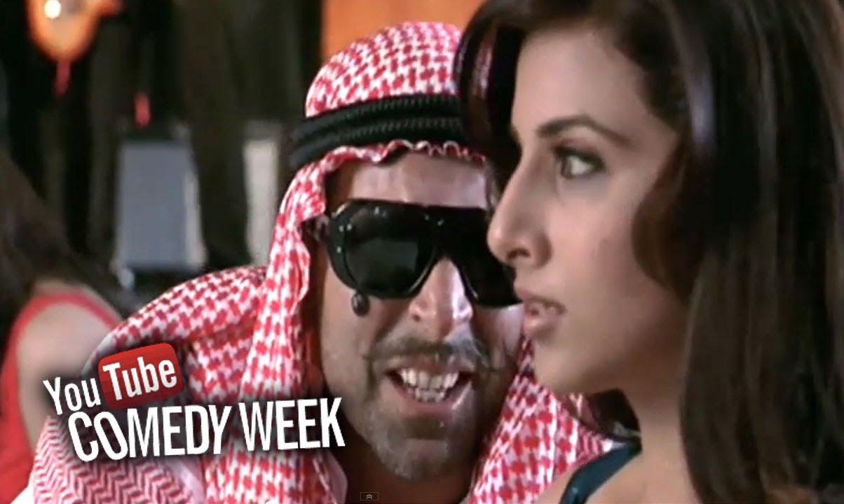 Akshay Kumar The Arab  Heyy Babyy - Youtube-4758