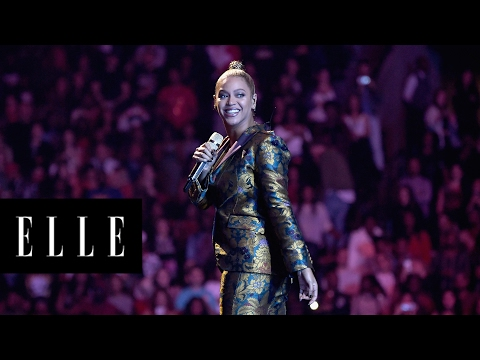 Download Youtube: Beyoncé is Pregnant with Twins | ELLE
