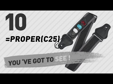Acoustic Guitar Strap, Top 10 Collection // New & Popular 2017