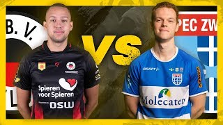 EDIVISIE | Knock-outfase kwartfinale: Excelsior - PEC Zwolle