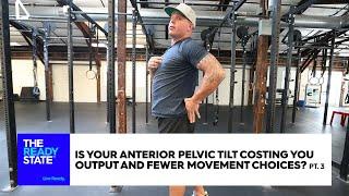 Anterior Pelvic Tilt (Pt 3 of 3)