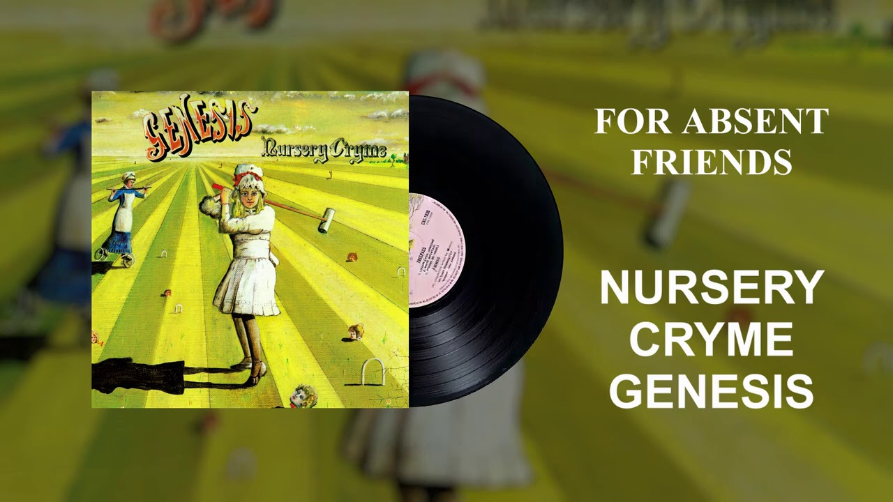 Genesis - For Absent Friends (Official Audio)