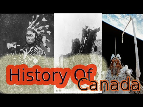 History Of Canada    Ancient Image Collection