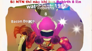 Roblox | Will NTH when they out Rebirth 8 times | Mining Simulator