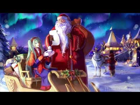 •Nightcore• Christmas Song (크리스마스 노래) - Cube Artists