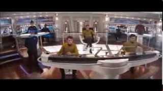 Star Trek (2009) Ending