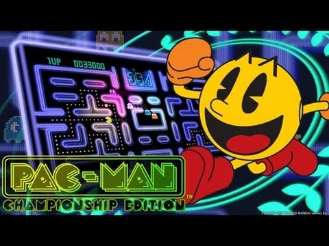 Review Of Pac-Man Championship Edition For XBLA By Protomario