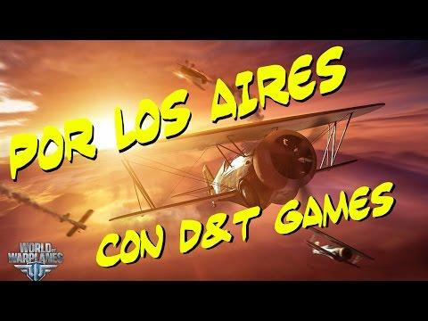 POR LOS AIRES CON D&T GAMES