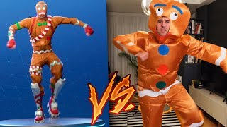 FORTNITE SKINS IN REAL LIFE!! I AM GENJIBRE GALLEY !! - ElChurches