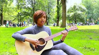 Live OPM at Central Park: We and Us cover by Sam Heartron