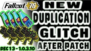 🆕 NEW DUPLICATION GLITCH AFTER PATCH 1.0.3.10 | Fallout 76 | DO IT BEFORE ITS FIXED! | DUPE EXPLOIT