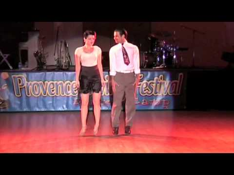 PSF2009 Sharon Davis & Juan Villafane