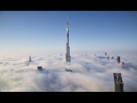 Dünyanın En Yüksek Binası Burj Khalifa