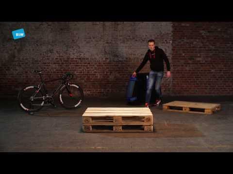 bike box II - PACKING THE BIKE - B&W bike & bags