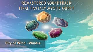 Remastered Soundtrack: Final Fantasy Mystic Quest: 19 City of …