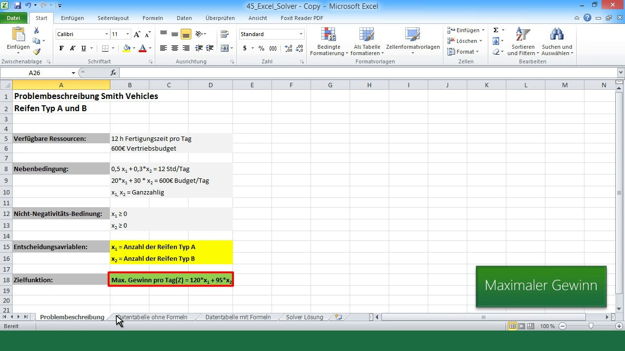 how to find solver in excel 2010