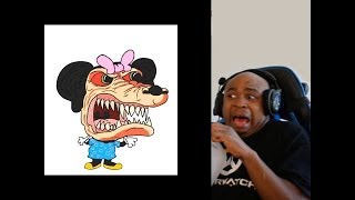 Mokey's Show: Halloween Reaction!