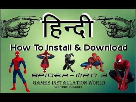 How To Download & Install Spider-Man 3 - PakVim net HD