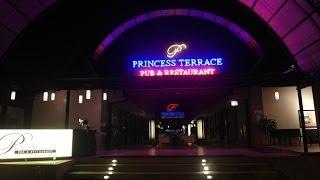 Princess Terrace Restaurant, Bangkok - Thailand