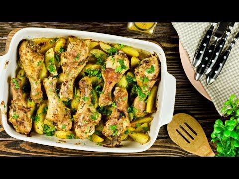 Курица карри с картофелем в духовке – Вкусный и простой ужин