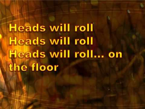 Karaoke - Yeah Yeah Yeahs- Heads Will Roll