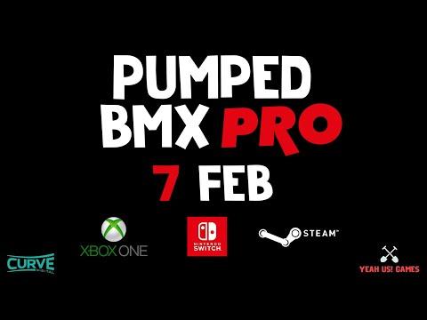 Pumped BMX Pro в день релиза станет доступна бесплатно подписке Xbox Game Pass