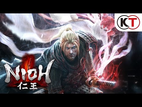 NIOH - PLAYSTATION EXPERIENCE 2015 TRAILER