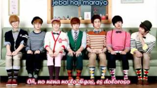 U-KISS Words that hurt me  Subtitulos en español + romanizacion