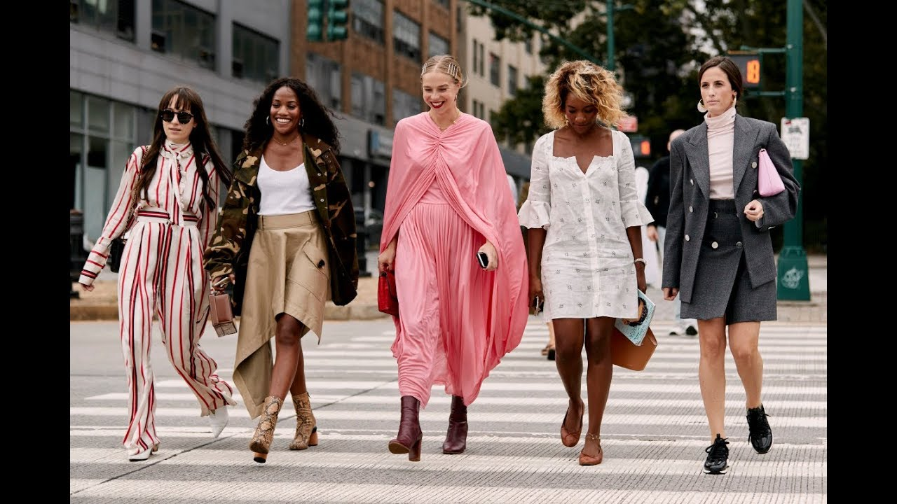 a4ec428fca7 Top Style Trends for Spring and Summer 2019. My Fashion