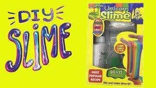 Słoneczny Slime • DIY