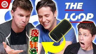 Insane Dice Stacking Trick Shots & Tutorial | The Loop