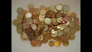 #КОП НА ПЛЯЖЕ #Беларуских монет 2018