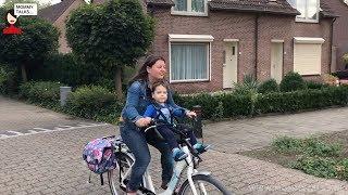 review Thule Yepp Nexxt Mini fietsstoeltje door Sharon