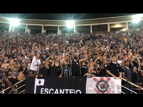 Fiel ESTREMECE o Pacaembu em sua volta! ARREPIA! | Corinthians x Ponte