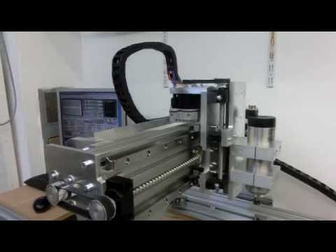 Clearpath Servo Diy Cnc Machine Youtube