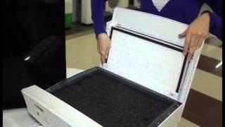 видео Увлажнитель воздуха BALLU BDH-25L