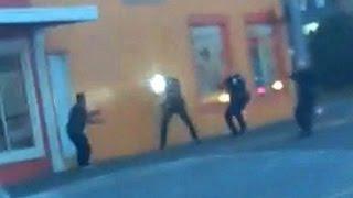 Mexicano abatido por policías estadounidenses en Washington