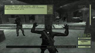 Splinter Cell - Mission 10 - PRESIDENTIAL PALACE (2/2)
