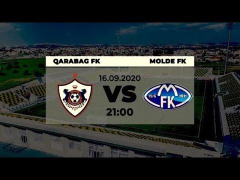 Qarabag FK - Molde Promo ● UEFA Champions League 2020 - 2021